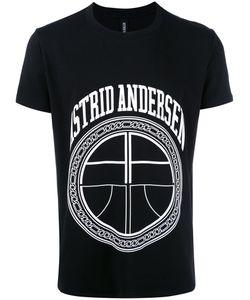 Astrid Andersen | Essential Logo T-Shirt Large Cotton/Spandex/Elastane