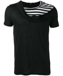 Unconditional   Crossover Neck T-Shirt Xl