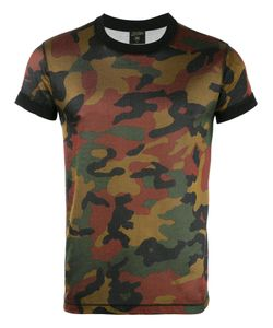 JEAN PAUL GAULTIER VINTAGE   Camouflage T-Shirt Small