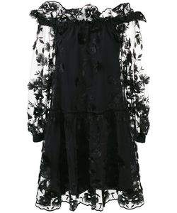 Alberta Ferretti | Abito Mesh Dress Silk/Polyester/Acetate/Other