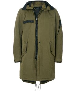 STONE ISLAND SHADOW PROJECT | Zip-Up Coat Men Cotton/Polyamide/Polyester/Polyurethane