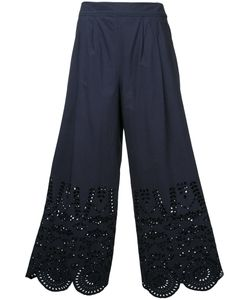 Muveil | Cropped Trousers