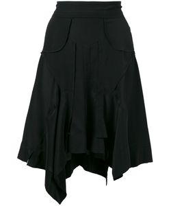 Isabel Marant | Draped Asymmetric Skirt