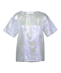 Wanda Nylon | Sue Iridescent T-Shirt Size