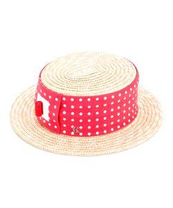 KREISI COUTURE | Шляпа С Панелью В Горох