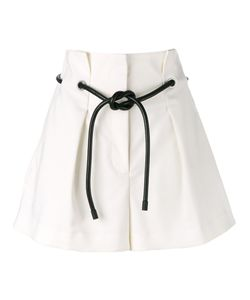 3.1 Phillip Lim | Origami Pleated Shorts Size 2