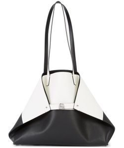 Akris | Contrast Tote Bag Leather
