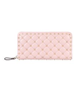 Valentino | Garavani Soul Rockstud Wallet Calf Leather/Metal