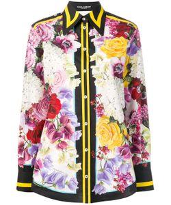 19ee0618703 рубашка с цветочным принтом. 77 533 руб. Dolce   Gabbana - Dolce   Gabbana
