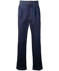 JUNYA WATANABE COMME DES GARCONS | Junya Watanabe Comme Des Garçons Man Drop-Crotch Cropped Jeans Size