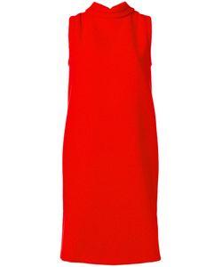 Marni | Платье-Шифт С Воротником Хомут