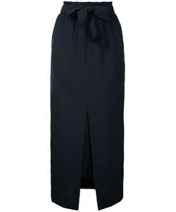 Nanushka | Belted Midi Skirt