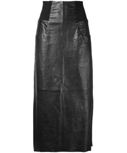 KITX | Midi Leather Skirt 12 Leather