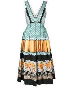 Temperley London | Foxglove Printed Dress
