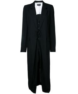 Ann Demeulemeester | Classic Coat Size