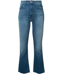 Mother | Cropped Kick Jeans 30