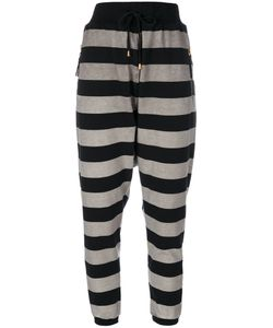Unconditional | Striped Harem Trousers