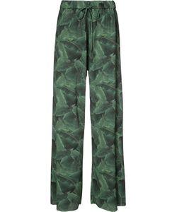 BAJA EAST | Palm Print Trousers