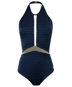 Brigitte | Panelled Swimsuit Size P