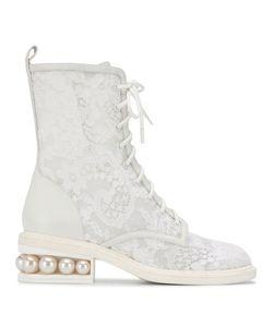 e1875aa687c Женские Ботинки Nicholas Kirkwood: 30+ моделей | Stylemi