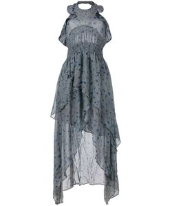 Iro | Print Halter Dress