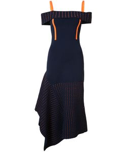 Jason Wu | Knitted Off-The-Shoulder Dress Size Xs