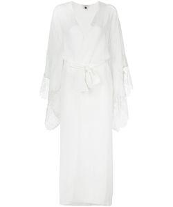 Gilda & Pearl | Aurora Long Kimono Silk