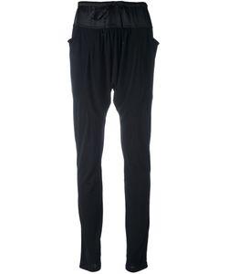 Tsumori Chisato | Slim Dropped Crotch Pants Women