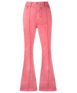 Amapô | High Waist Flared Trousers Women