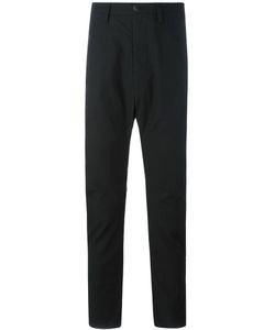 Poème Bohèmien | Poème Bohémien Drop-Crotch Trousers 48 Linen/Flax/Viscose/Spandex/Elastane/Cotton