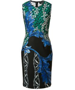 Yigal Azrouel | Print Fitted Dress 4 Polyester/Spandex/Elastane