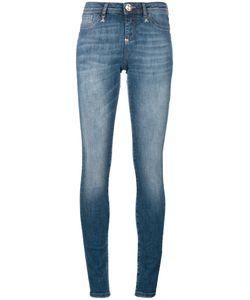 Philipp Plein | Stonewashed Skinny Jeans