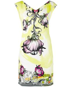 Versace Collection | Платье С Цветочным Принтом