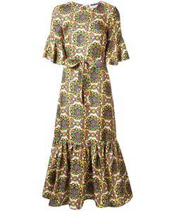 LA DOUBLEJ EDITIONS | Kaleidoscope Wind Dress Silk