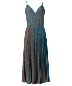 Gig | Pleated Midi Dress P Polyamide/Polyester
