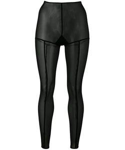 Ann Demeulemeester | Soft Tulle Leggings Size 36