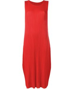 PLEATS PLEASE BY ISSEY MIYAKE | Pleated Shift Dress 3