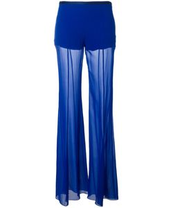 Alberta Ferretti | Fla Trousers 40 Silk/Acetate/Other Fibers