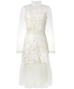 Alice Archer | Evelyn Lace Embroidered Dress