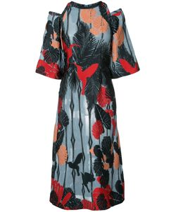 Yigal Azrouel | Hummingbird Shift Dress Size