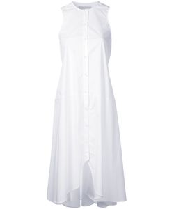 PALMER/HARDING   Palmer Harding Sleeveless Shirt Dress