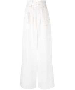Joseph | Wide Leg Trousers 38