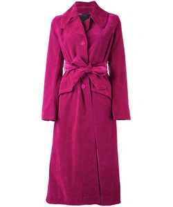 Marc Jacobs | Velvet Coat 4