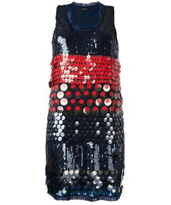 Twin-set | Sequin Embellished Dress 44 Polyester