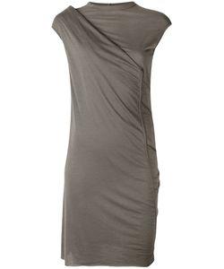 Rick Owens Lilies | Приталенное Платье С Драпировкой