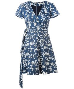 Alice + Olivia | Mary Jo Wrap Dress