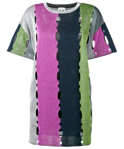 Missoni | M Cut-Out Detail Short Sleeve Dress
