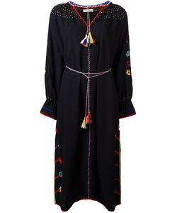 Ulla Johnson | Long Sleeve Embroidered Dress Size 6