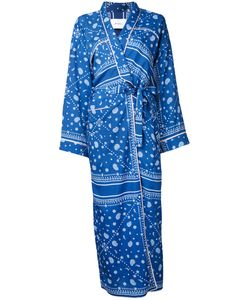 FLEAMADONNA | Paisley-Print Kimono Jacket Size Medium