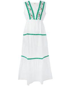 DAFT | Embroidered Folk Dress Size Xs